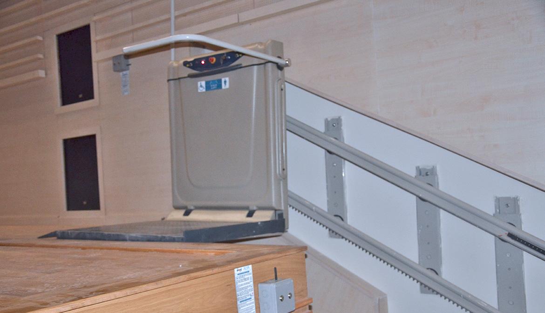yatay engelli platform asansörü 1